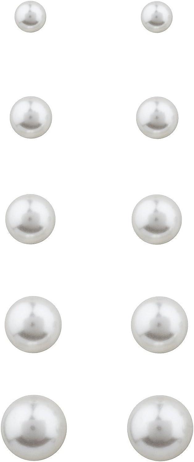 9ct Gold 22mm Plain Round Capped Tube Hing Hoop Earrings Mum/'s B/'Day GIFT BOX BN