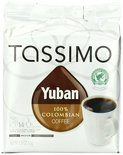 tassimo coffee colombian - 5