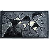 Modern Door Mat Design Gallery 24 Grey (24 Inch X 40 Inch)