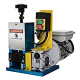 Lantusi Durable Electric Wire Stripping Machine Aluminium Alloy Power Cable Peeling Tool Recycle Wire Debarker (US STOCK)