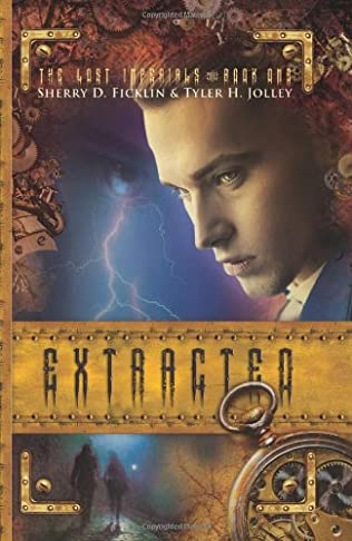 book cover of Extracted