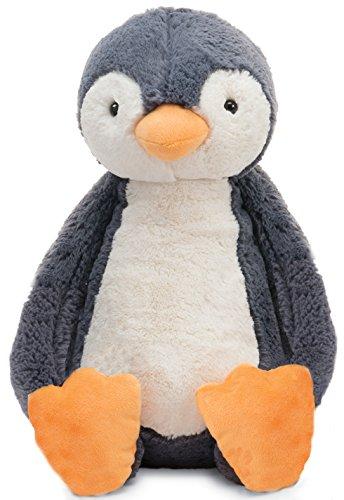 Jellycat Bashful Penguin Stuffed Animal, Medium, 12 inches