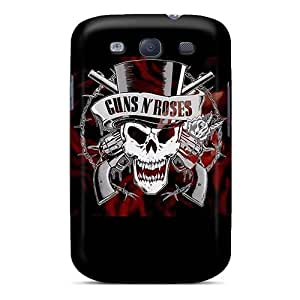 Great Hard Phone Covers For Samsung Galaxy S3 (qwZ11722TBmb) Custom High Resolution Guns N Roses Skin