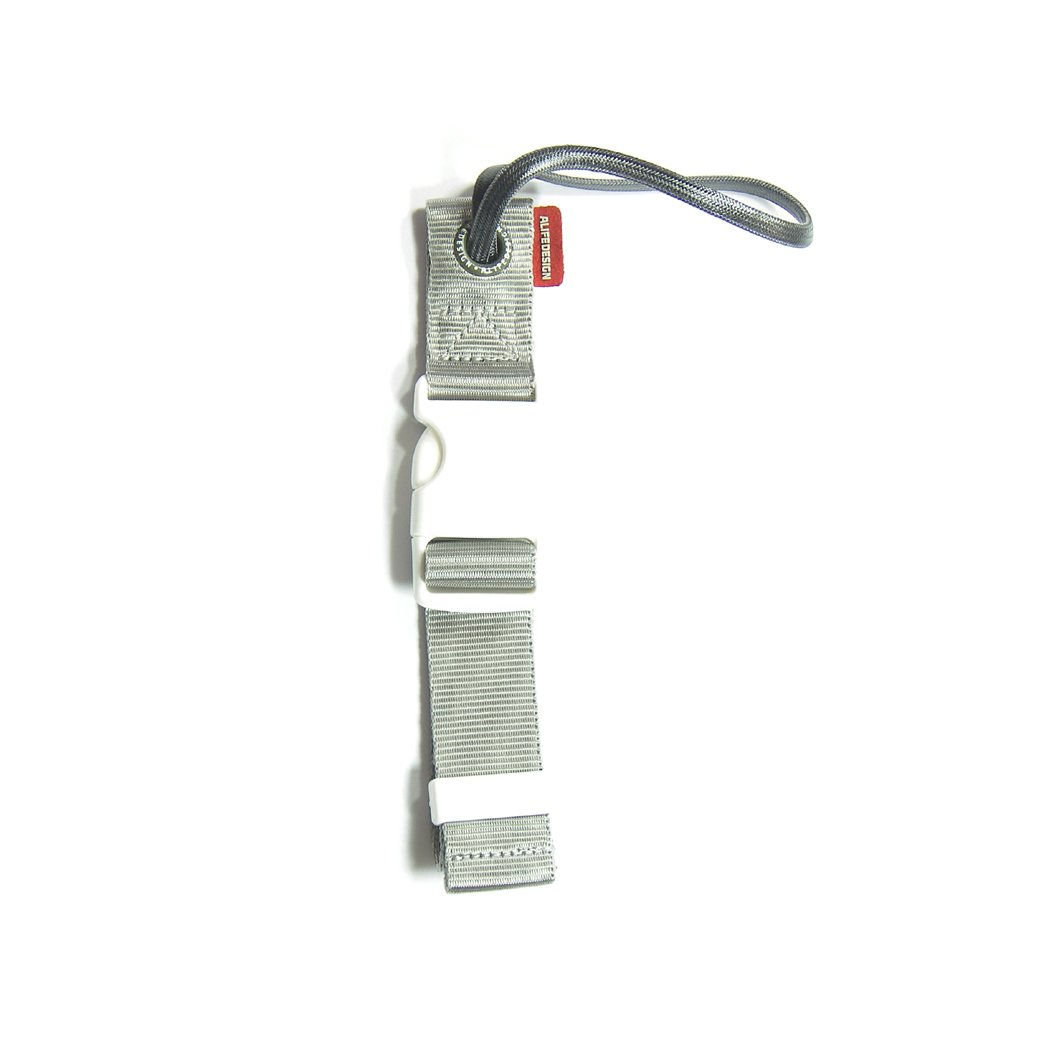 Alife Travel Jacket Gripper Pop Hold Your Jacket Keep Your Hands Free (Gray)