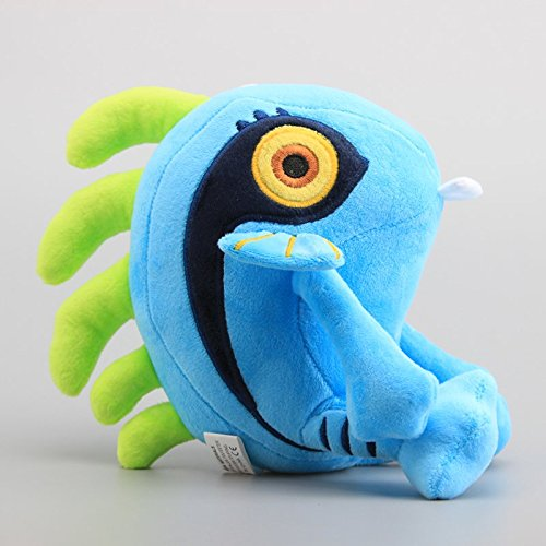 Murloc Blue Toddler Stuffed Plush Kids Toys