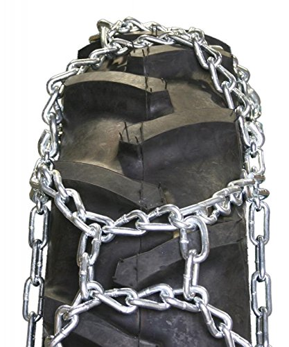 Quality Chain Duo Grip Tractor 10mm Link Tire Chains (DUO276) -