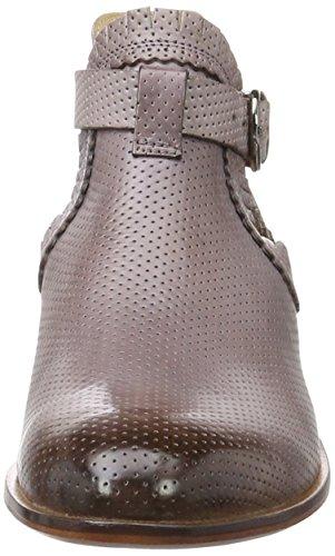 Melvin&Hamilton Alina 7, Zapatillas de Estar por Casa para Mujer Violett (Crust Perfo M&H Pale Lila LS NAT.)