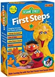 Sesame Streets First Steps Ages 1-3
