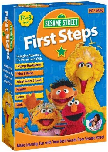 Sesame Street First Steps Version