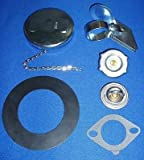 Lot Lincoln Sa 200 Sa- 250 Welder Fuel Radiator Weather Cap Neck Seal Thermostat