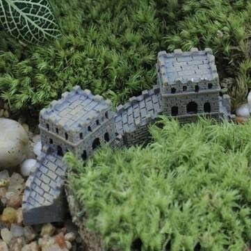 Paisaje para hacer adornos de pared Mini gran planta en maceta de decoración de jardín: Amazon.es: Hogar