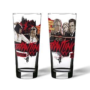 Tarantino XX - Juego de vasos - oficial