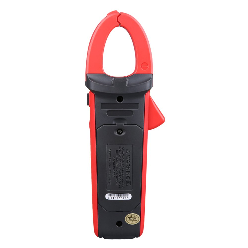 UNI-T UT216A 600A Digital Clamp Meters DC Current NCV Tester V.F.C Diode LCD Display Work Light AUTO Range Multimeters by UNI-T (Image #3)