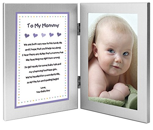 Amazoncom Gift For Mom From Newborn Son Sweet Poem For New Birth