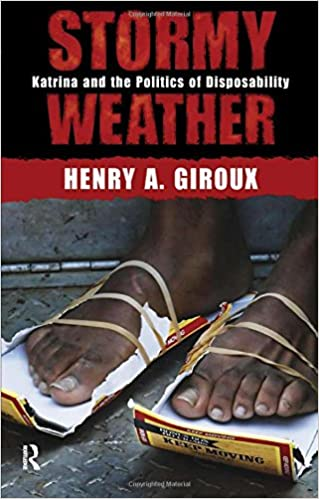 Stormy Weather For Public Libraries And >> Stormy Weather Radical Imagination Series Henry A Giroux