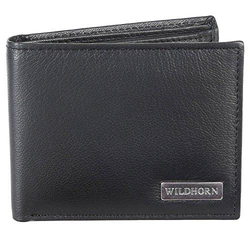 WILDHORN Leather Wallet for Men