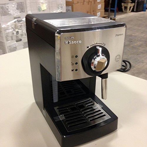 philips saeco espresso machine manual