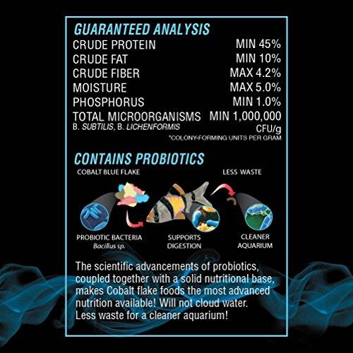 Pictures of Cobalt Aquatics Pro Breeder Flake 5 oz 23002N 7