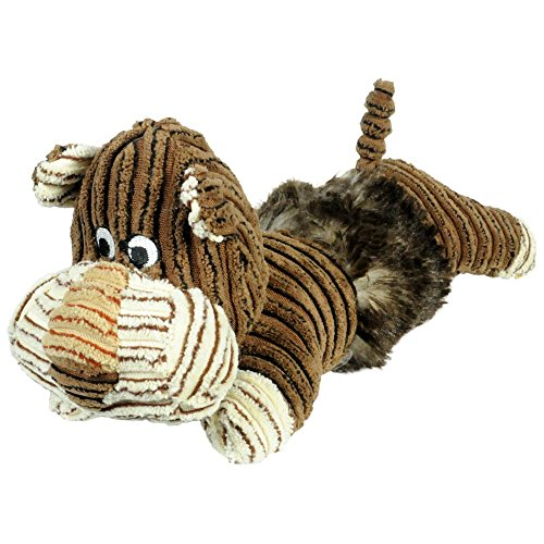 Picture of Hyper Pet Cozy Belly Tiger with Squeaker