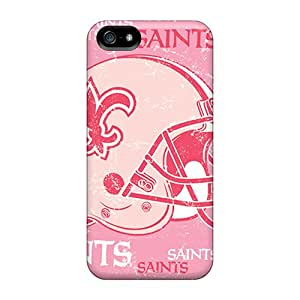 Defender Case With Nice Appearance (new Orleans Saints) For Iphone 5/5s