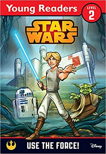 Star Wars: Use the Force!: Star Wars Young Readers