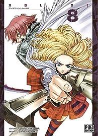 X Blade, tome 8 par Tatsuhiko Ida