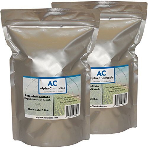 10 Pounds   Potassium Sulfate   Sulfate Of Potash   Organic