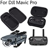 Fstop Labs For DJI Mavic Pro/Platinum Carrying Case Foldable Drone Body and Remote Controller Transmitter Bag Hardshell Housing Bag Storage Accessory by FSLabs