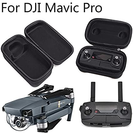Fstop Labs For DJI Mavic Pro Platinum Carrying Case Foldable Drone Body And Remote Controller