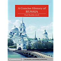 A Concise History of Russia (Cambridge Concise Histories) (English Edition)
