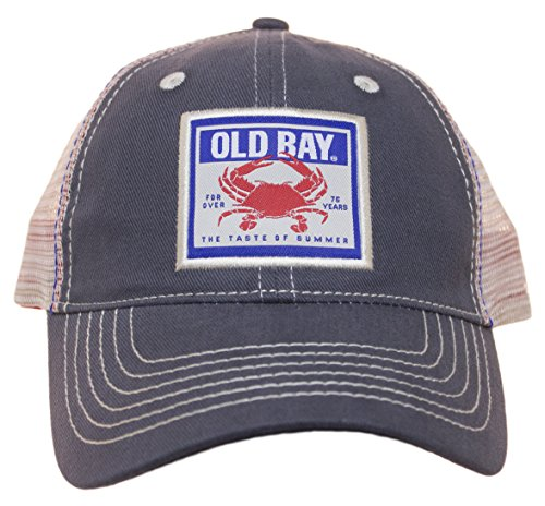 Old Bay Classic Crab Patch Adjustable Baseball Cap