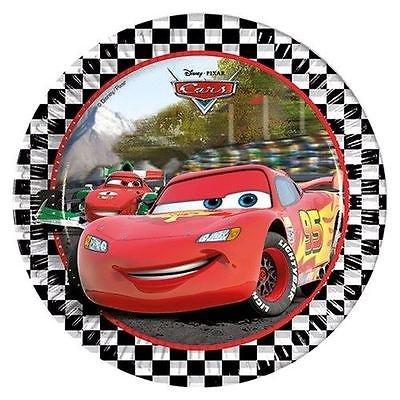 Dekospass Cars 2 Kit De 113 Piezas Para Cumpleaños