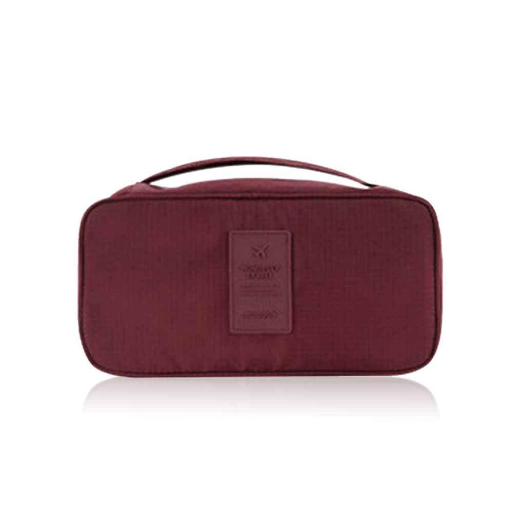 Lorjoy Organizer Bag Pouch Luggage Underwear Lingerie Handbag