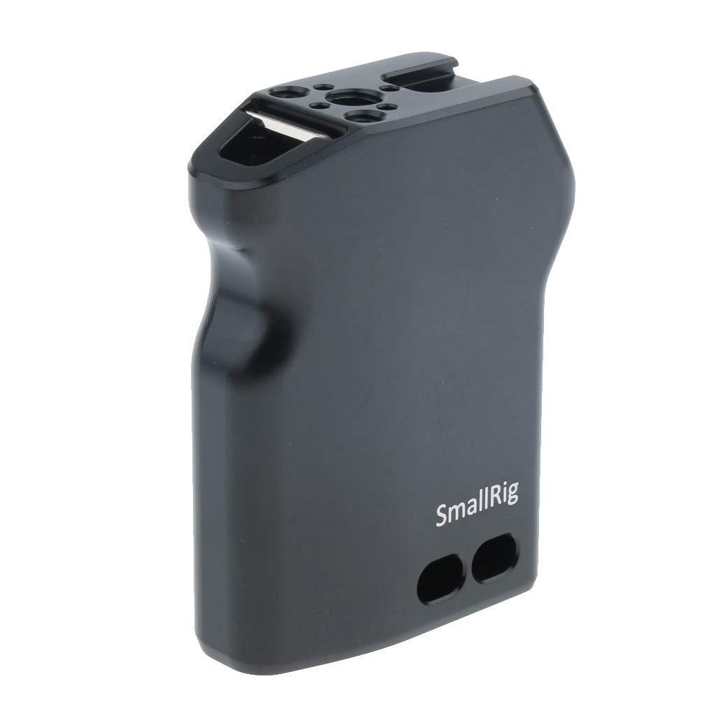 Baosity SmallRig Left Side Grip 2218 for Camera L-Bracket 2122/2178/2179/2189 -Black