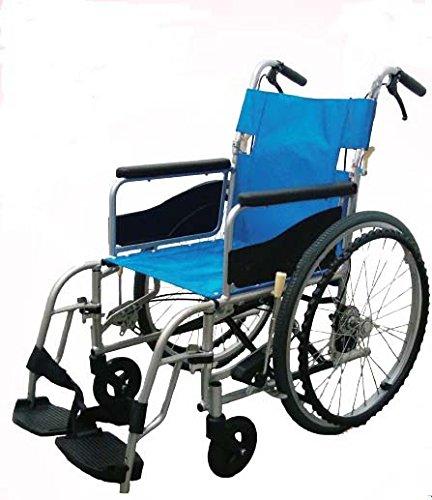 フランスベッド メディカルサービス リハテック シリーズ テッタラ 車椅子 B07BGXVZ9B
