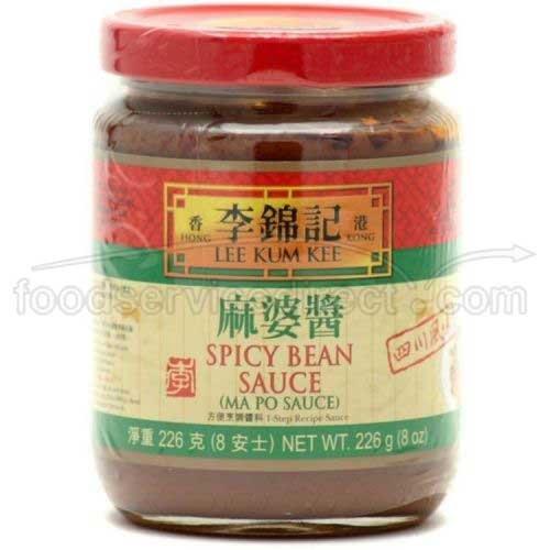 chili garlic sauce lee kum kee - 8