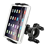 YAORISE Nootle Quick Release Pipe Clamp and Universal Phone Mount Adjustable For iPhone, Smartphone, Galaxy, Andriod, HTC One, Nokia, Fits HandleBars, Music and Mic Stands, Tripods
