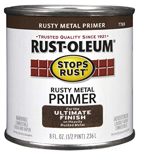 Rust-Oleum 7769730 High Performance Rusty Metal Primer (Best Metal Primer For Rusty Metal)