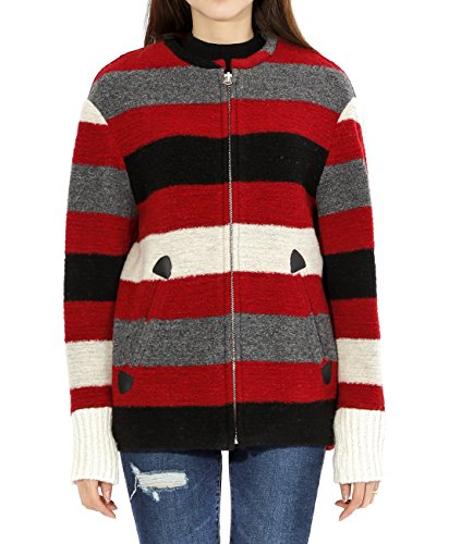 wiberlux-isabel-marant-fimo-womens-striped-zip-front-wool-jacket-36-red-black