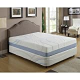 Best AC Pacific Memory Foam Mattresses - AC Pacific 12-inch Full-size Bamboo Charcoal Gel Memory Review