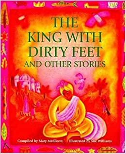 Image result for the king with dirty feet