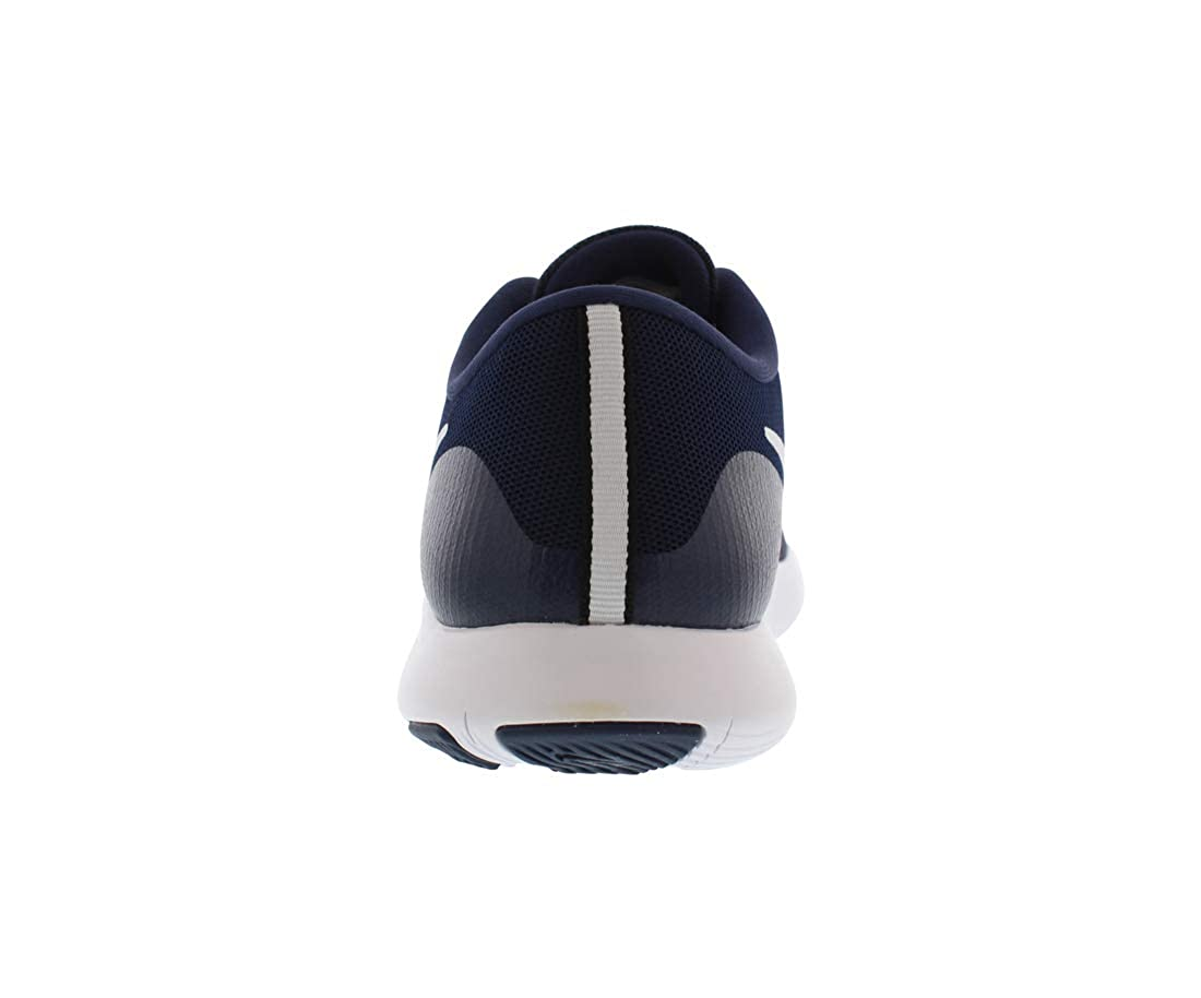1274bd2f6e3e Nike Men s Flex Contact   Mdngh Nvy-Wht-Blk  Buy Online at Low Prices in  India - Amazon.in