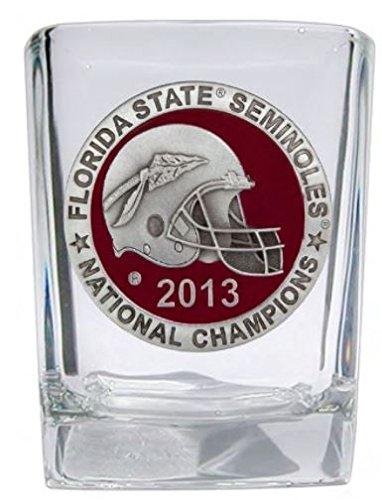 2013 BCS National Champions Florida State Seminoles Square S