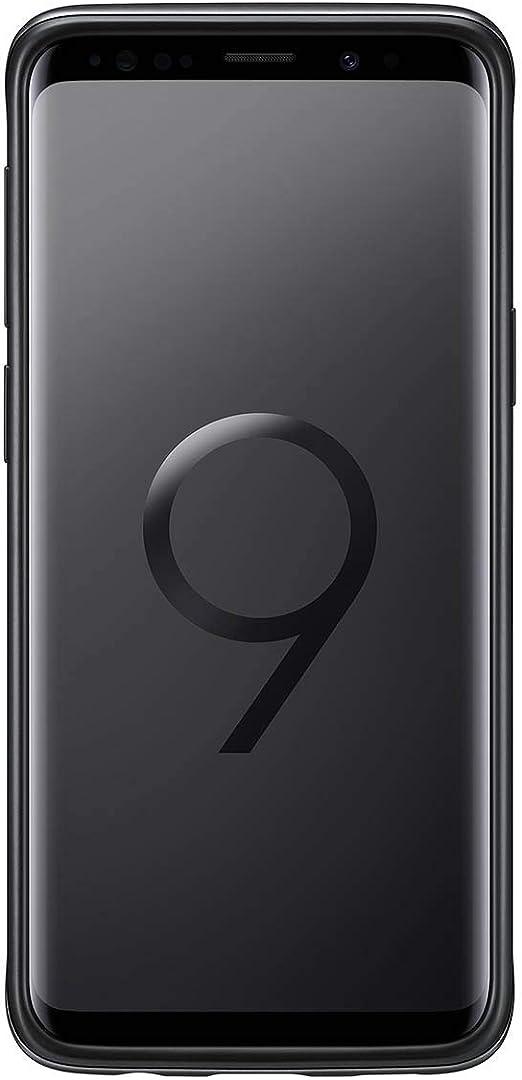 Samsung Protective Standing Cover Ef Rg960 Für Das Galaxy S9 Schwarz
