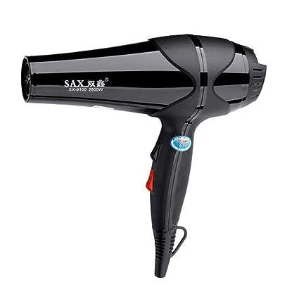 GYZ secador de Cabello-Secador de Cabello Profesional AC 2200W Secador de Cabello iónico Negativo
