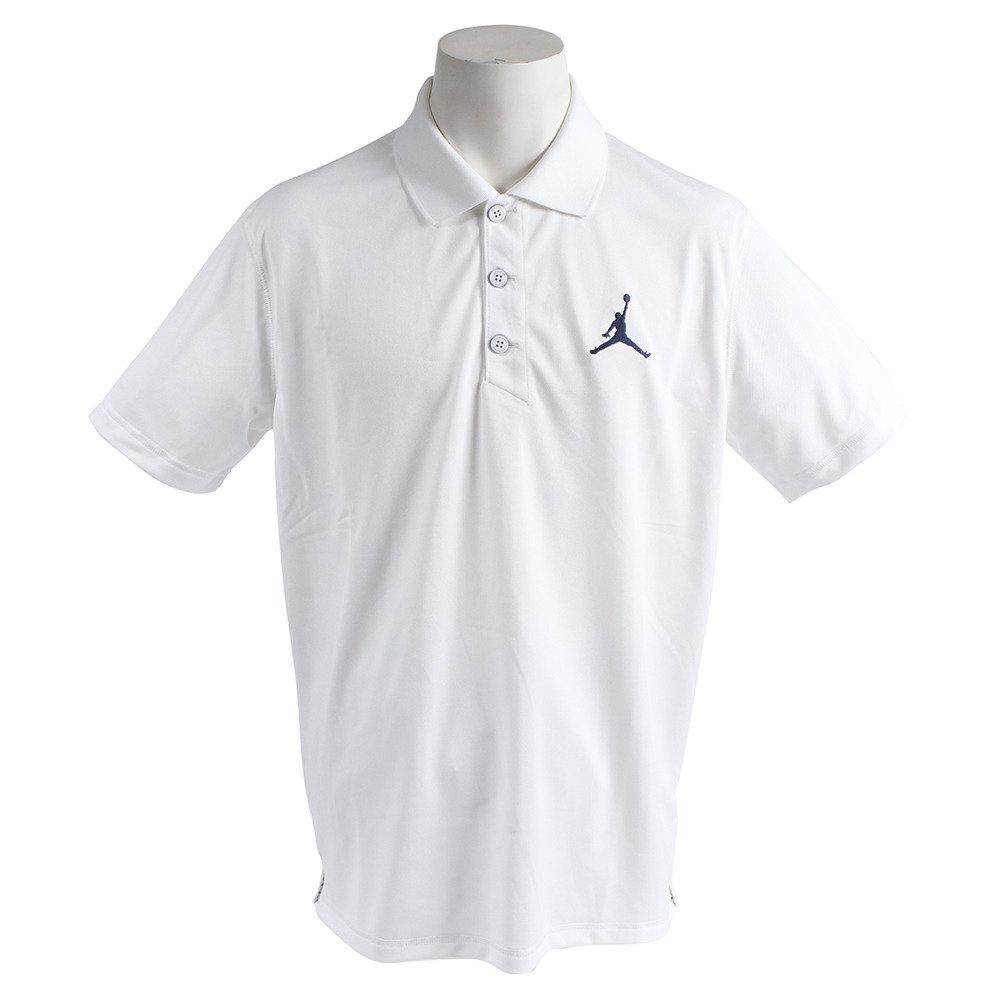 7081d3ad25c837 Amazon.com  Nike Court Dry Jordan White Polo Shirt Size XL  Sports    Outdoors