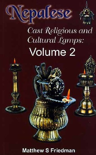 Download Nepalese Cast Religious and Cultural Lamps: v. 2 ebook