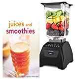 Blendtec Classic 575 Black Blender with 90 Ounce WildSide Jar and...