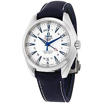 Amazon.com  Omega Men s Seamaster150 Titanium Swiss-Automatic Watch ... 32b5c30d9207