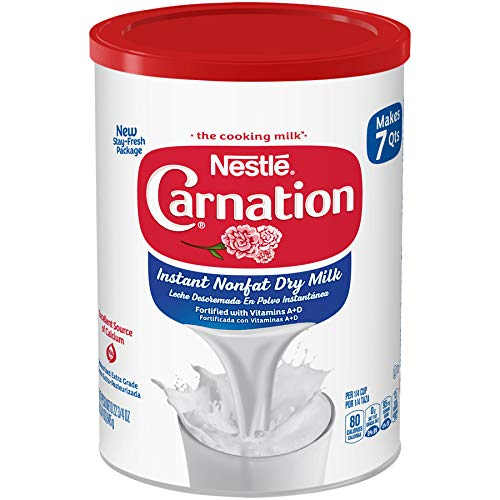 Nonfat Dry Milk Powder - Carnation Instant Nonfat Dry Milk, 22.75 Ounce